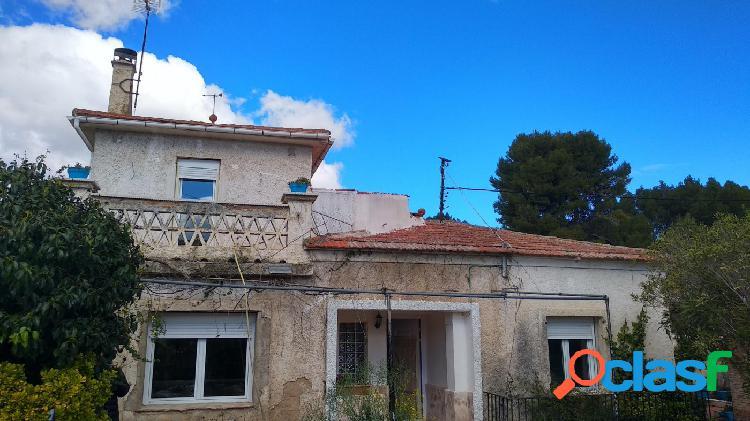 Se vende casa con terreno en COCENTAINA -- PARTIDA GORMAIG