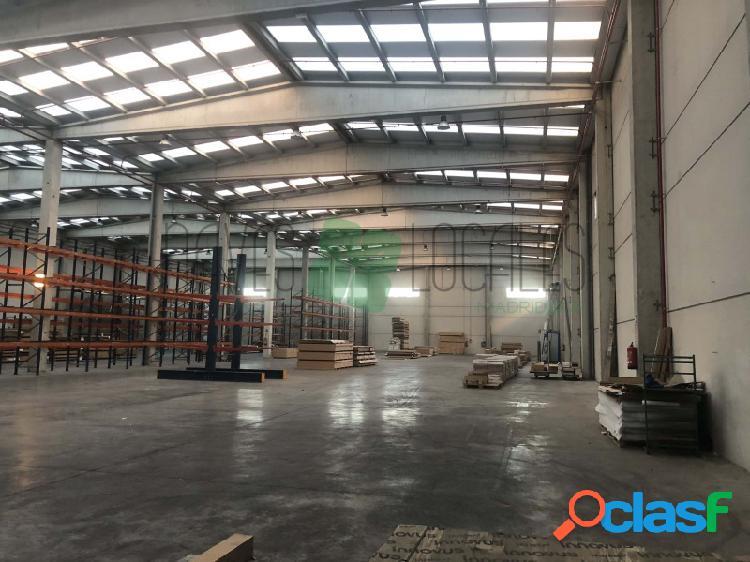 Venta de Nave Industrial en Getafe en el Parque Empresarial