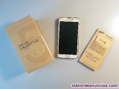 Samsung galaxy s5 libre (perfecto)