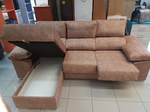 Sofá chaiselongue 2.50 metros largo