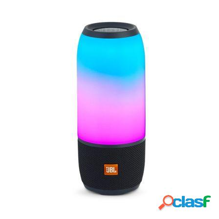Altavoz bluetooth jbl pulse 3 black - 20w - ipx7 resist. al