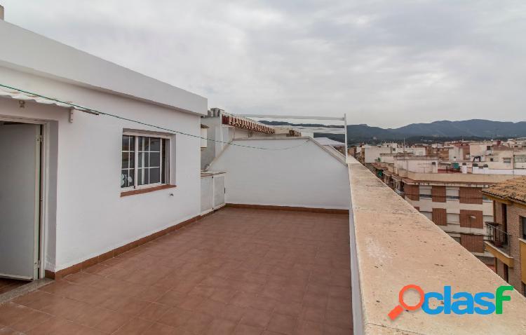 Atico en El Palmar, 3 Dormitorios, Terraza y Garaje