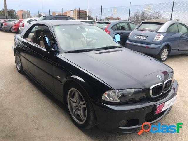 BMW Serie 3 gasolina en Malgrat de Mar (Barcelona)