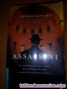 Libro assasini de thomas gifford