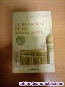 Libro la hermandad de la sábana santa-julia navarro