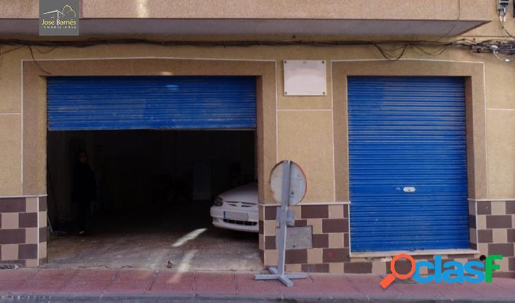 Local comercial en el centro de Lorca