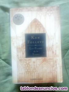 Los pilares de la tierra-ken follett-libro