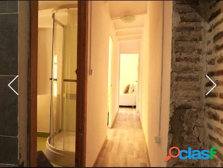Precioso piso amueblado de 2 dormitorios en el Carmen