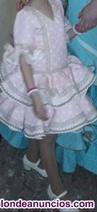 Vendo vestido de niña y de mujer
