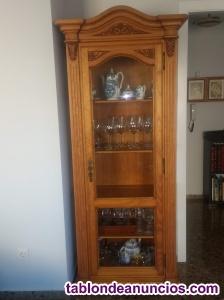 Conjunto muebles salón estilo provenzal