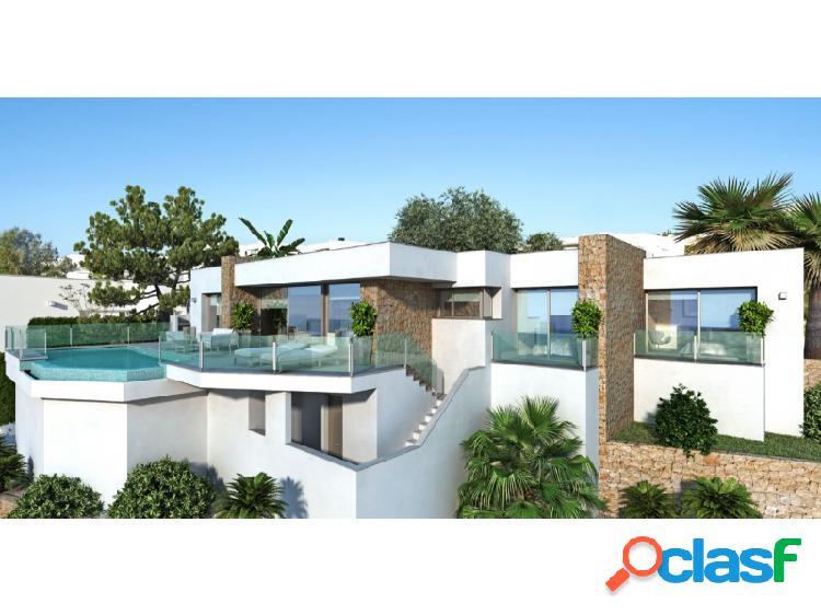 EWE - Exclusiva villa de diseño moderno situada en Cumbre