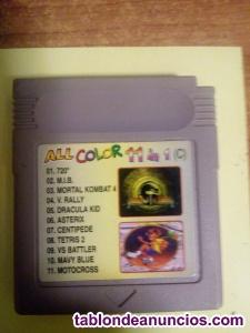Juegos game boy color 11 juegos en 1
