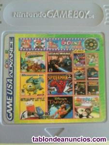 Juegos game boy color 60 juegos en 1