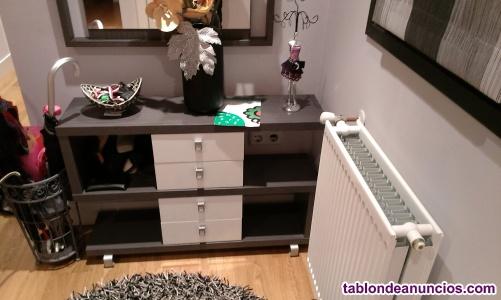 Mueble entrada moderno a buen precio