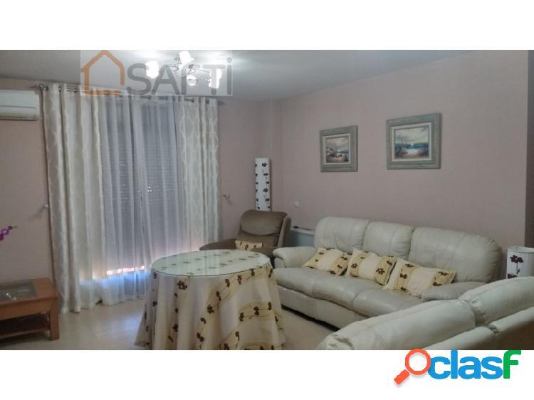 Precioso piso de 3 habitaciones cerca de Madrid y Toledo.