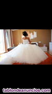 Pronovia vestido novia