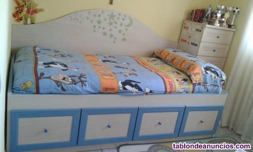 Vendo dormitorio infantil