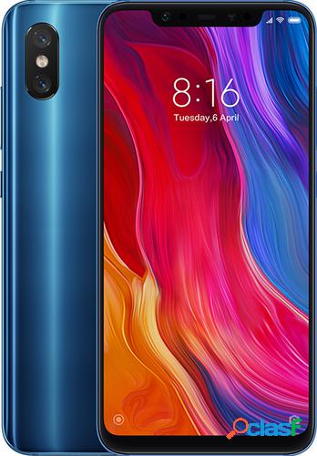 Xiaomi Smartphone Mi 8 Azul