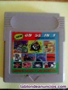 Juegos game boy 32 juegos en uno r
