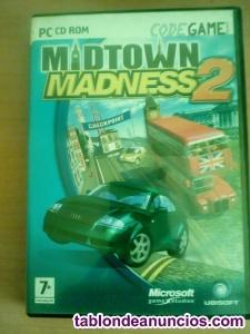 Midtown madness 2 para juego pc