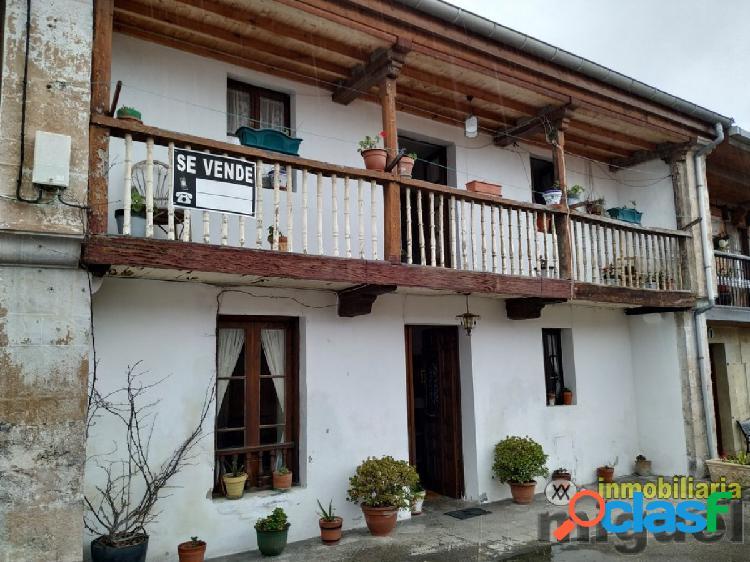 Se vende casa de pueblo en Pesues Val de San Vicente