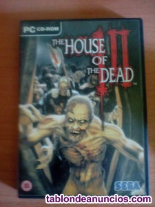 The house of the dead iii pc