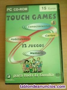 Touch games 12 juegos para pc vol 3