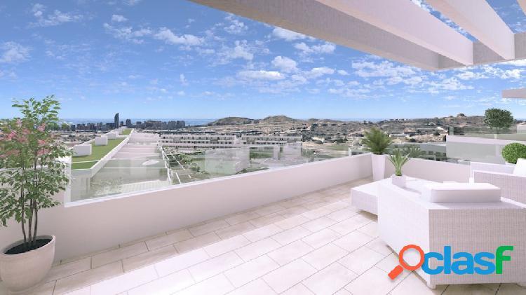 Atico con terraza 37 m2