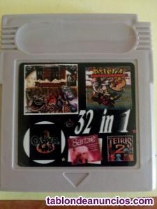 Juegos game boy 32 juegos en uno g