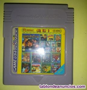 Juegos game boy 62 color juegos en 1 k