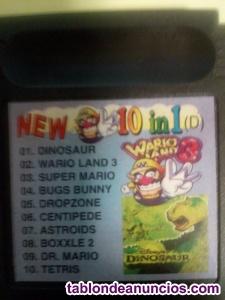 Juegos game boy color 10 juegos en uno p