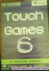 Touch games pc 12 juegos vol 6