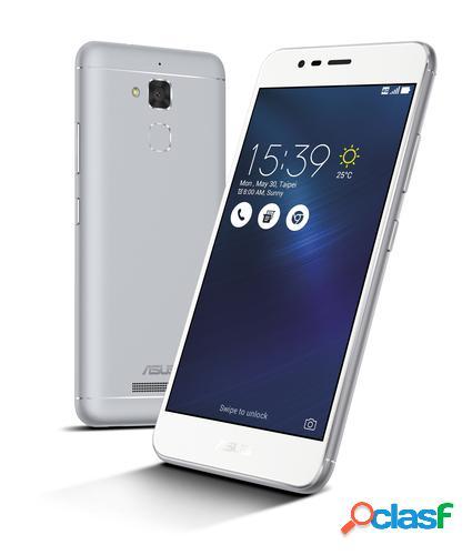 ASUS Smartphone ZENFONE 3 MAX PLATA GLACIAL