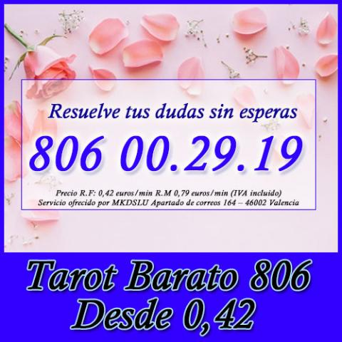 Consulta al Tarot milenario