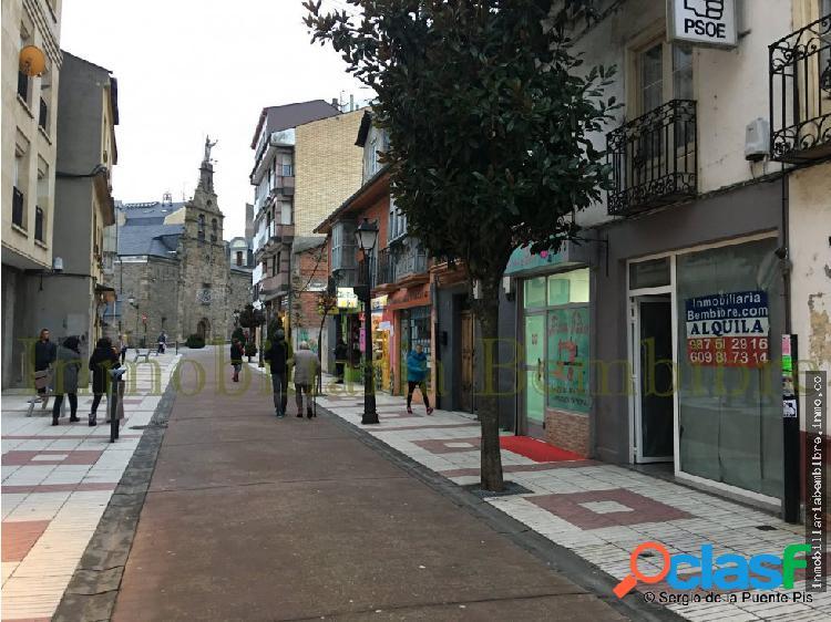 Local comercial Avda. Villafranca