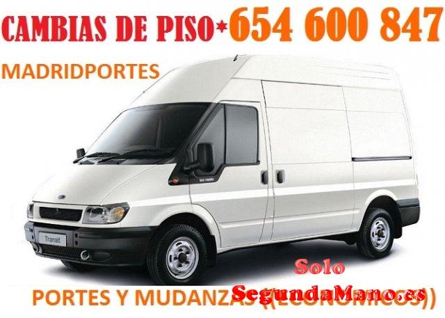 OFERTAS EN PINTO>>DE MUDANZAS Y PORTES<<::MP