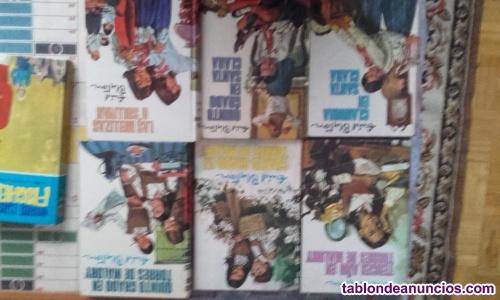 Vendo colección de 6 libros de enid blyton