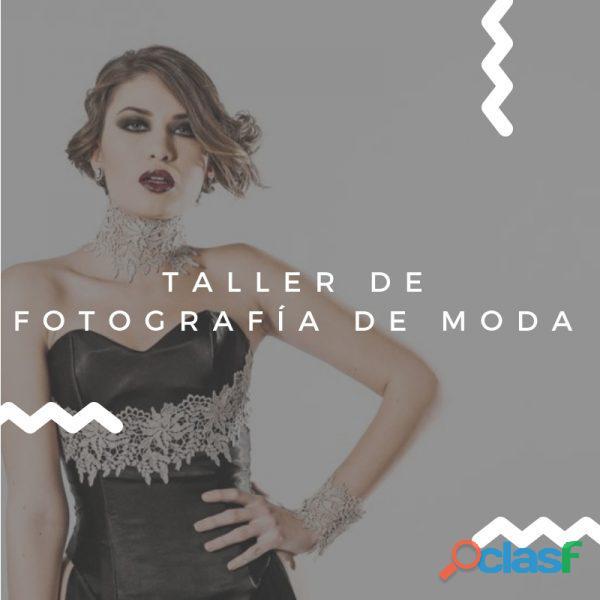 TALLER DE FOTOGRAFÍA DE MODA
