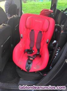 2 sillas de coche bebe confort axiss