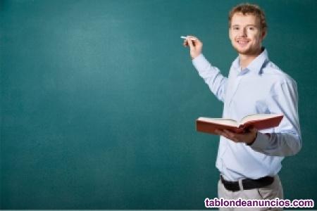 Buscamos profesor/a de microeconomia en ingles para zona