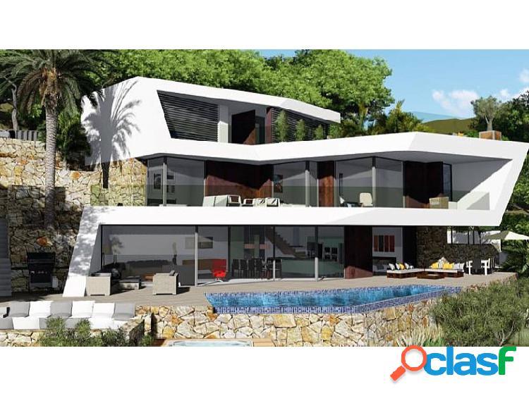 EWE - Chalet de estilo moderno ubicado en Raco de Galeno,