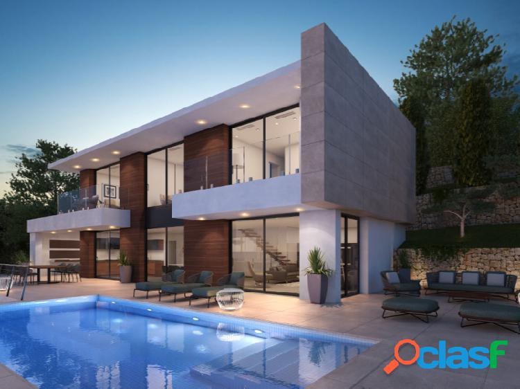 EWE - Villa moderna situada en la costa mediterránea