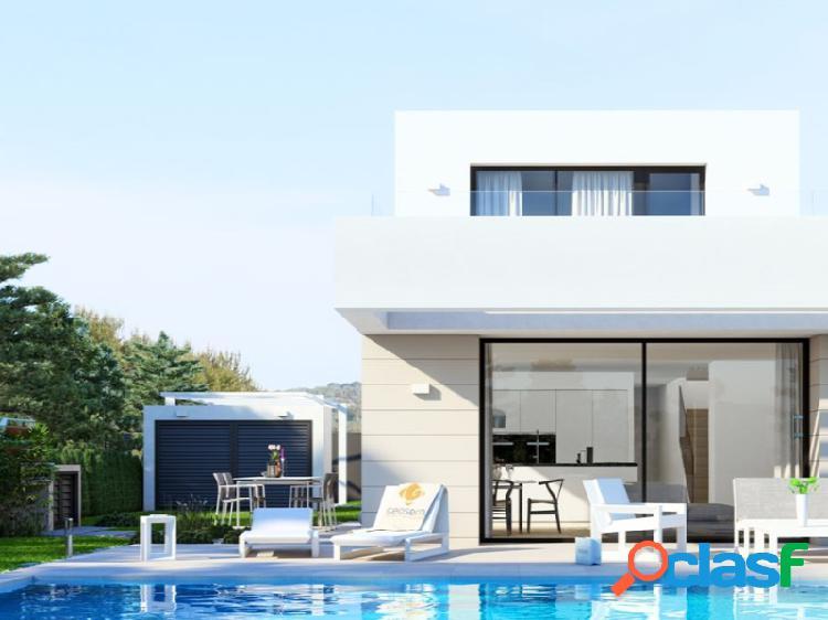 Fantástica villa en Los Montesinos