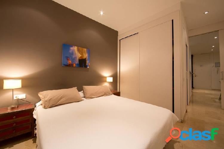 Fantástico Piso 50 m2 (1 Habitacion Doble + Full Equipado)