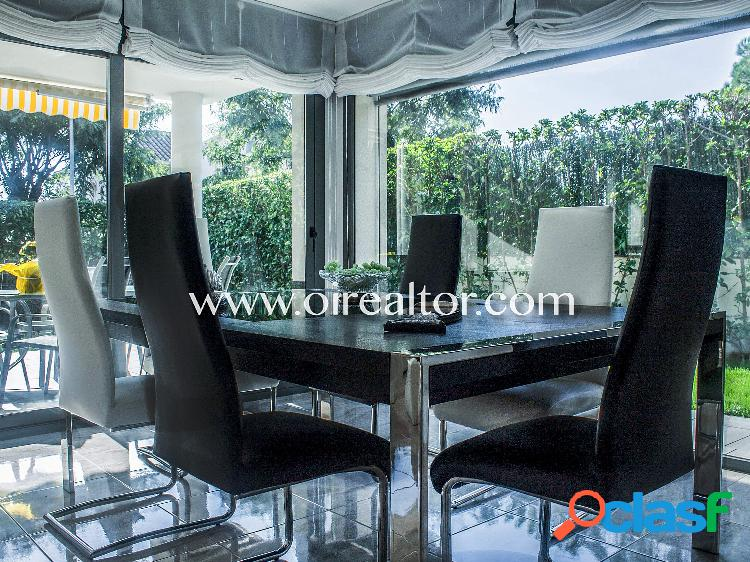 Maravillosa casa unifamiliar en venta situada en Vilasar de