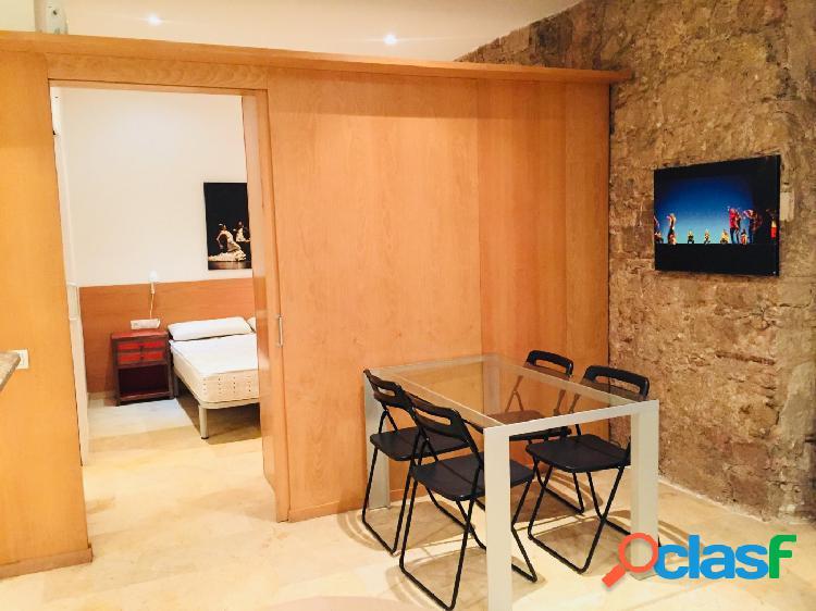 Maravilloso Piso 50 m2 (1 Habitacion Doble + Full Equipado)