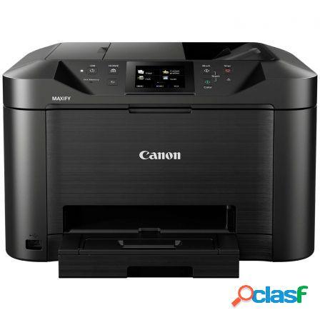 Multifuncion canon wifi con fax maxify mb5150 - 24/15.5 ipm