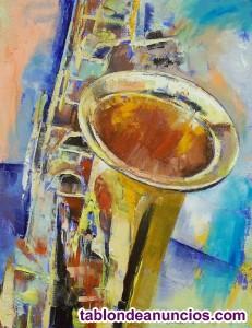 Saxofonista se ofrece para todo tipo de