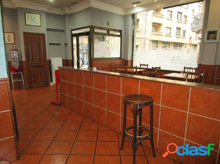 Urbis te ofrece el traspaso de un bar en una zona