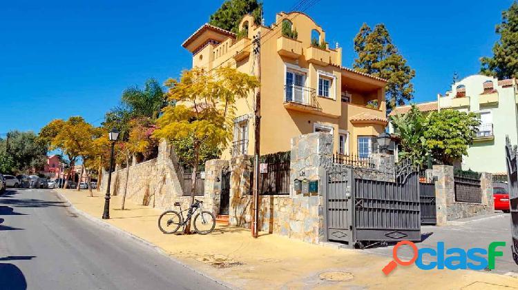 Villa en Marbella centro, zona muy tranquila